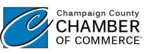 member organization - Champaign County Chamber of Commerce