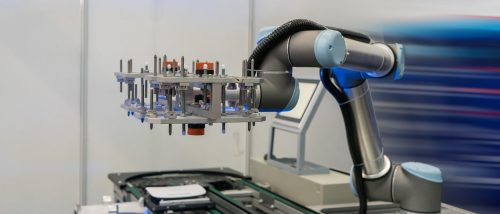 collaborative robot systems