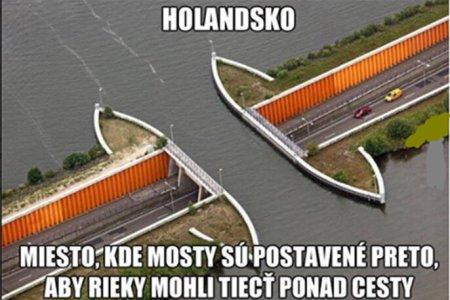 Mosty v Nizozemsku