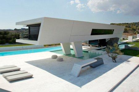 Vila H3 v Řecku