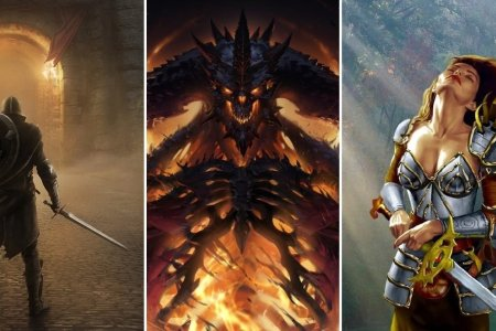 The Elder Scrolls: Blades, Diablo: Immortal, Neverwinter Nights