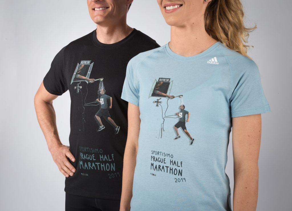 trika adidas pro RunCzech 2019