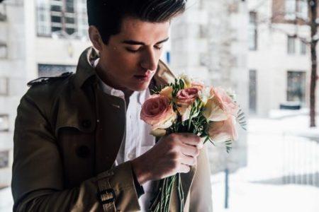Květina jako omluvenka