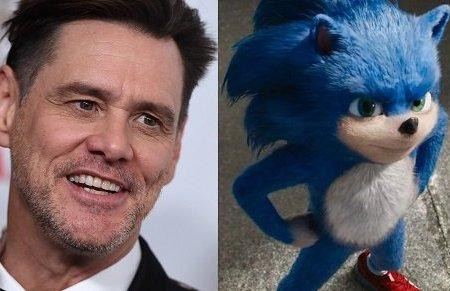 Kauza Ježek Sonic. Jim Carrey se vyjádřil knespokojenosti fanoušků