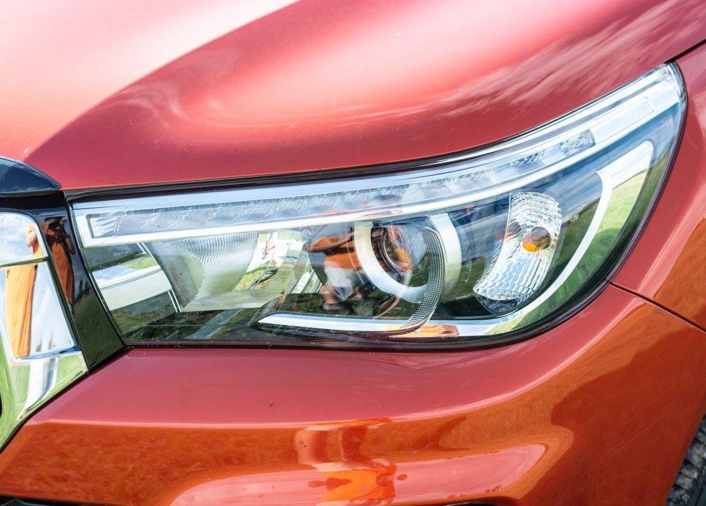 Toyota Hilux / prochlapy.cz