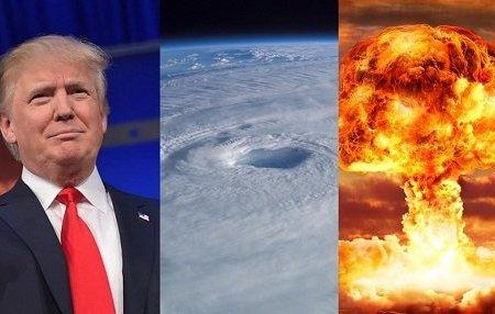 Američané chtějí bombardovat hurikán. Proč to není dobrý nápad