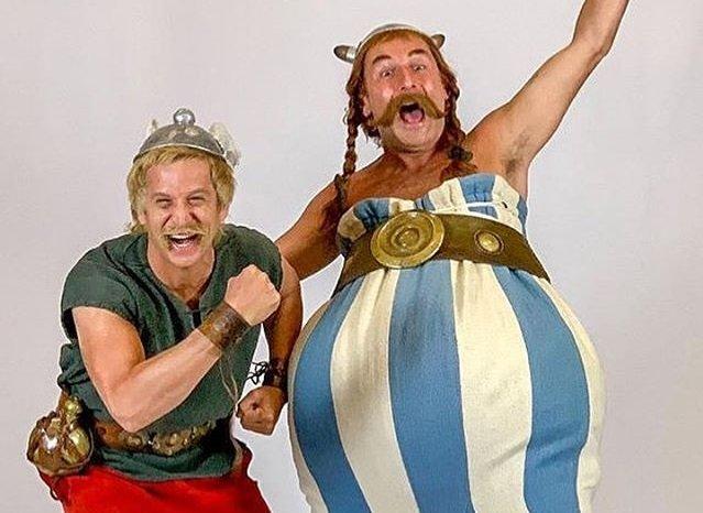 Asterix a Obelix se podívají do Číny, ale Gérard Depardieu se neobjeví