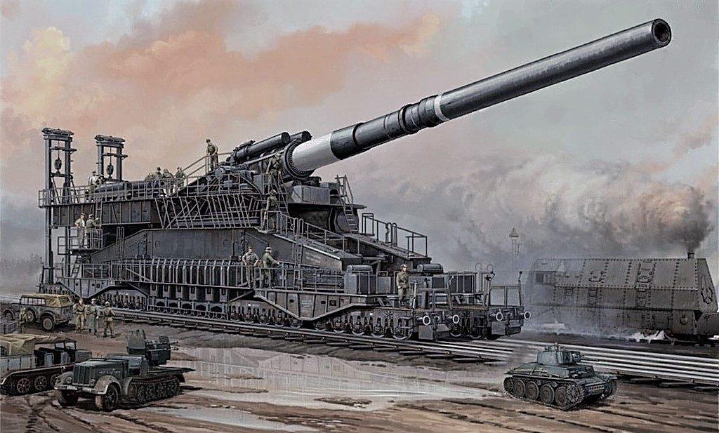 Nacisté a tajné super-zbraně, které mohly změnit průběh 2. světové války