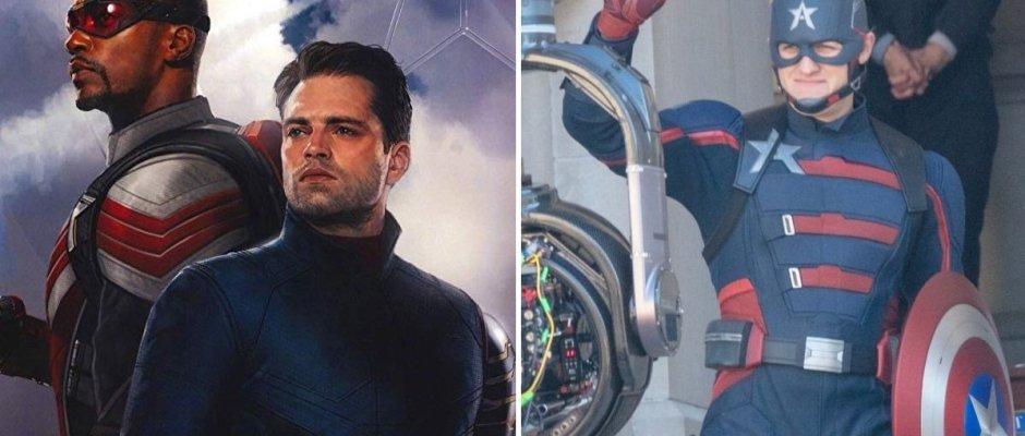 Falcon & Winter Soldier: kdo je US Agent a proč nosí Kapitánův štít?