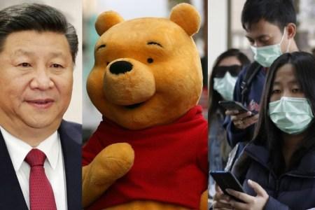 Čína banuje nového úhlavního nepřítele. Je jím animovaný Medvídek Pú