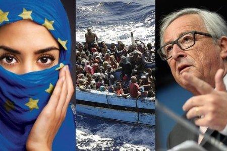 Konspirační teorie kolem Evropské unie. Hranice je někdy podezřele tenká