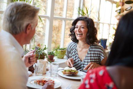 pravidla stolování