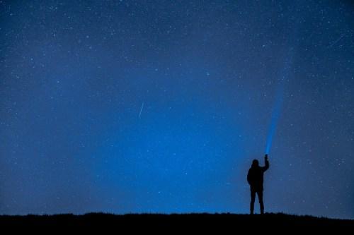 Pozorovat hvězdy