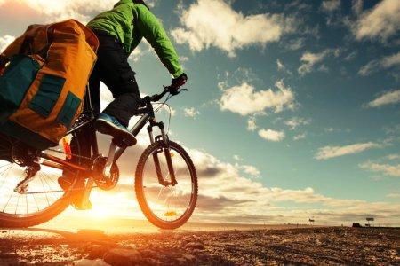 trekingové kolo