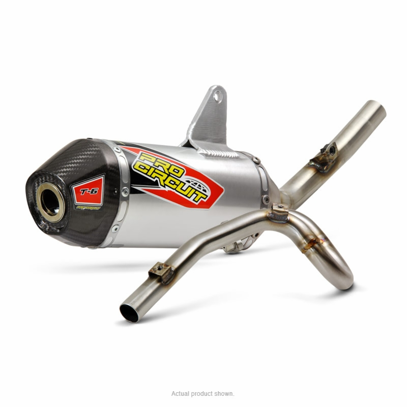 t 6 stainless system klx140 08 20