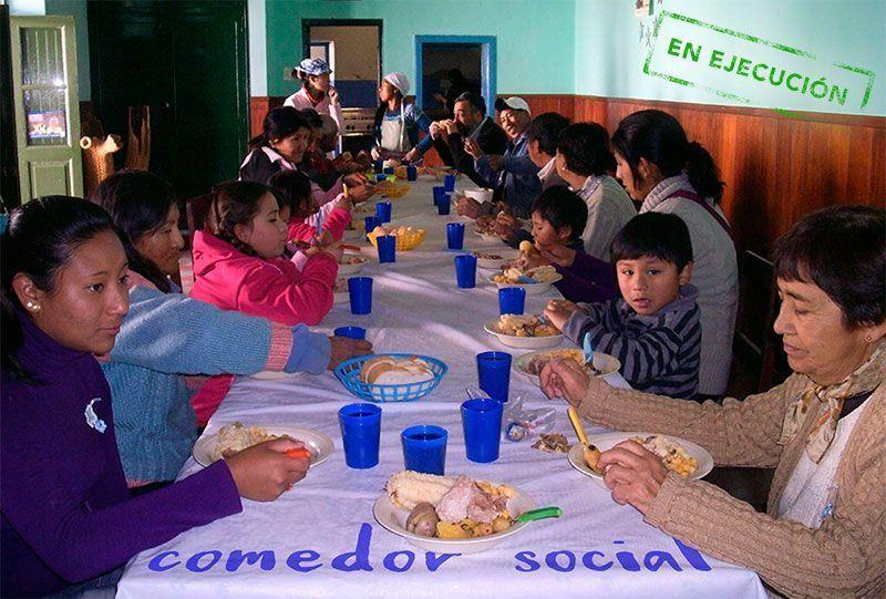 Comedor social Kanchay
