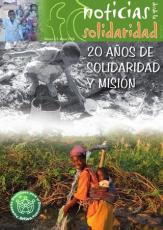 NOTICIAS DESDE LA SOLIDARIDAD Marzo 2014 (20 Aniversario)