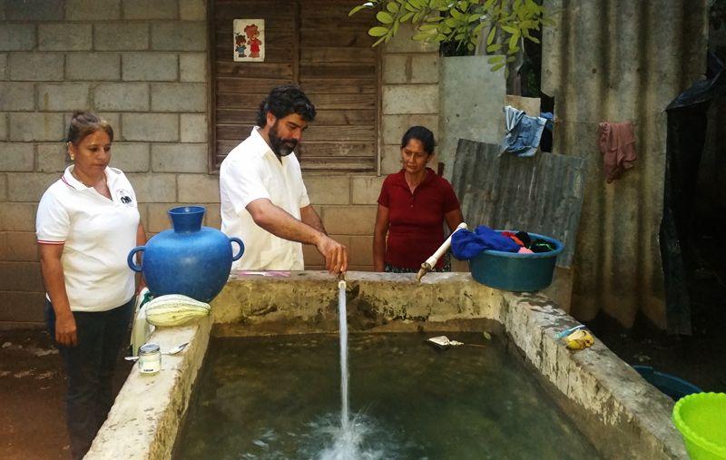 Agua Potable en El Slvador