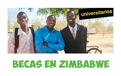 Becas Zimbabwe. Proclade Bética ONGD