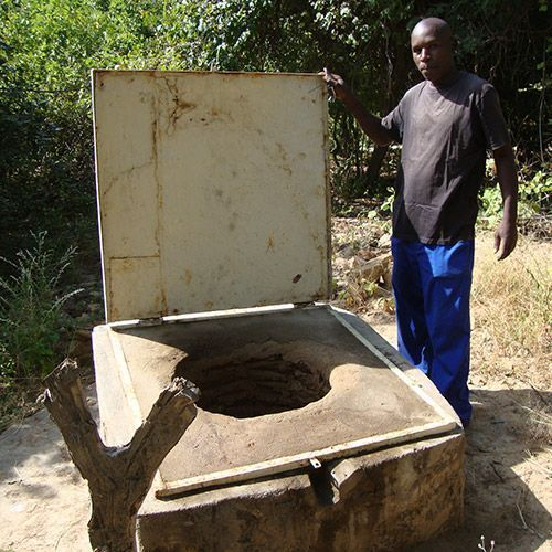 Huerto Zimbabwe