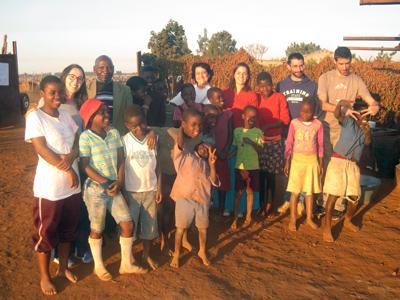 voluntariado Zimbabwe 2017