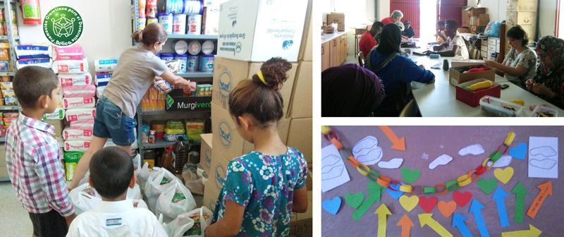 Día 8. Campo de Voluntariado Níjar 2016