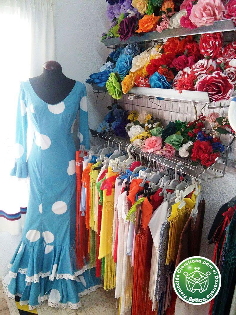 Rastrillo solidario trajes de flamenca