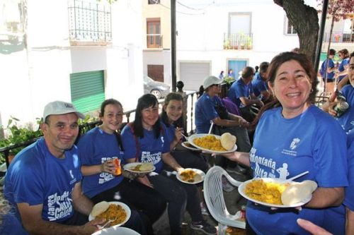 """Carrera """"Zancadas Solidarias"""" en Granada. 2016"""