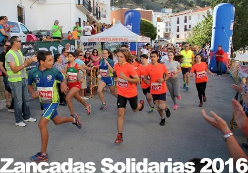 Carrera Zancadas Solidarias