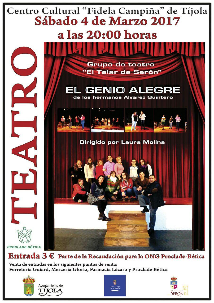 Teatro El Genio Alegre