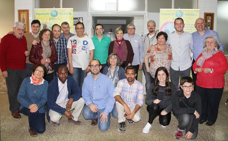 Asamblea Proclade Bética. Granada
