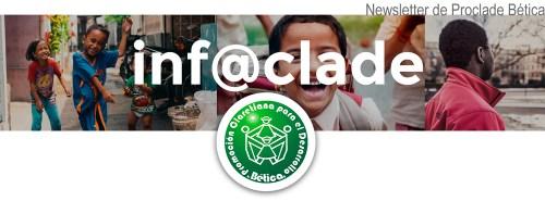 Inf@clade. Newsletter de Proclade Bética ONGD