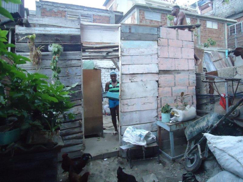 Cuba. Huracán Sandy
