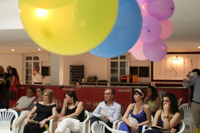 Baile de Gala Solidario de Proclade Bética en Extremadura