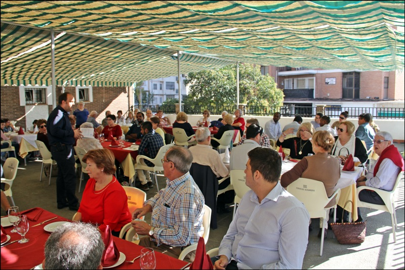 Comida Solidaria en Granada 2017