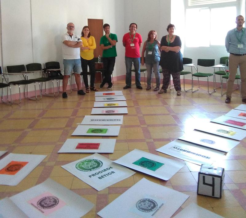 VIII Encuentro de Voluntariado. dinámicas