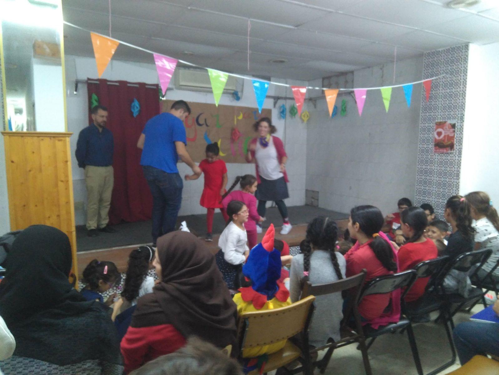 Emaús. Acción Social. Proclade Bética ONGD