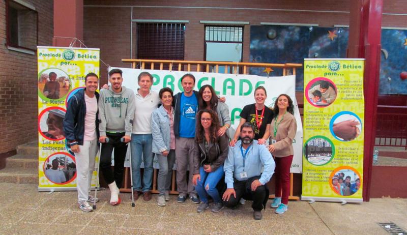 Penaltis Solidarios Proclade Bética