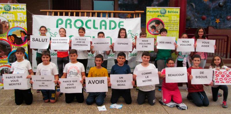 Penaltis Solidarios alumnos