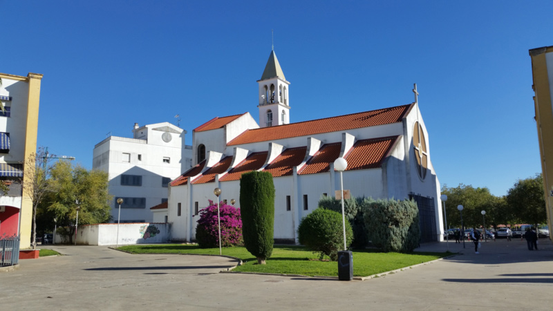 Parroquia del Inmaculado Corazón de María, de Miralbaida, Córdoba
