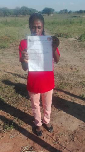 Titulados Becas Zimbabwe