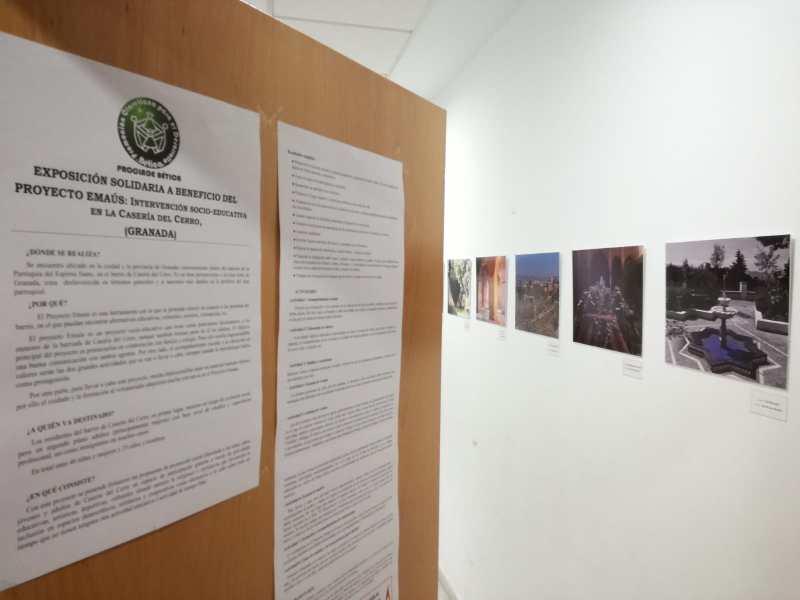 Exposición de fotografía solidaria
