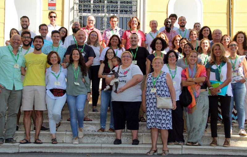 IX Encuentro de voluntariado SOMI-Proclade Bética y Canarias