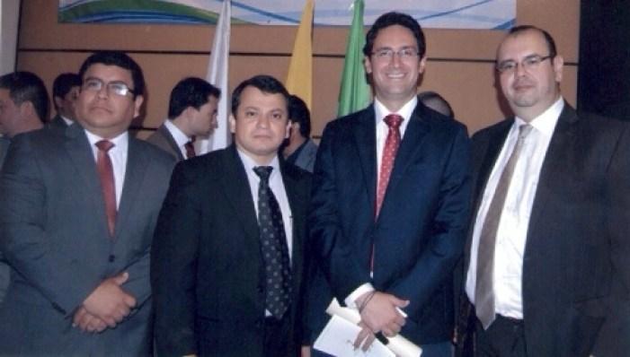 Julio Hernán Tobar Ocampo, nuevo vicepresidente de la junta directiva del Consejo Nacional de Contralorías