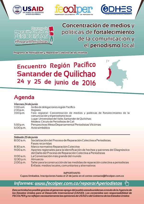 Concentración de medios y políticas de fortalecimiento de la comunicación y el periodismo local - Santander de Quilichao