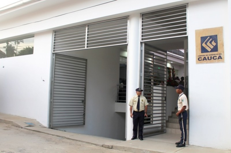 Inauguran nueva sede de la Cámara de Comercio del Cauca en Santander de Quilichao8