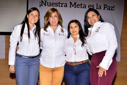 """Clara Luz dijo además que """"se están administrando los recursos de forma impecable. Yo del Cauca no tengo ninguna queja""""."""