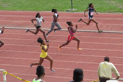 Mujeres atletas del Cauca