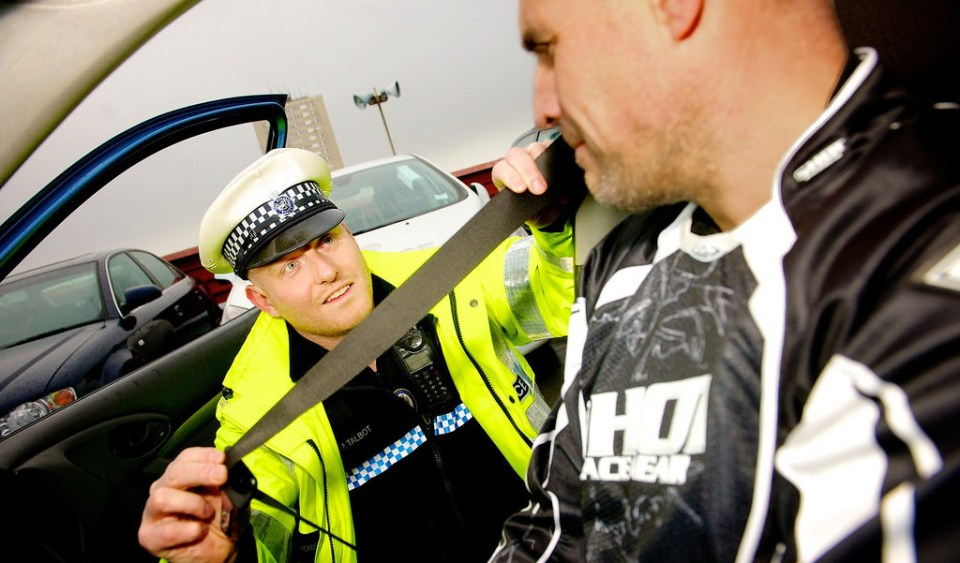 Image courtesy of West Midlands Police on Flickr, licensed under CC BY-SA 2.0