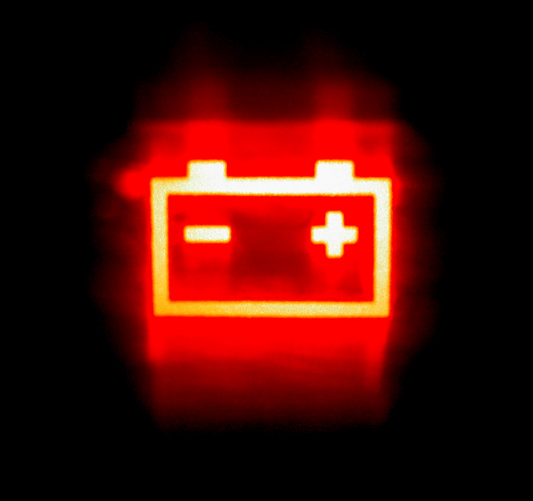 Issues with car battery. Image courtesy of Andy Armstrong on Flickr, hosted under CC BY-SA 2.0.